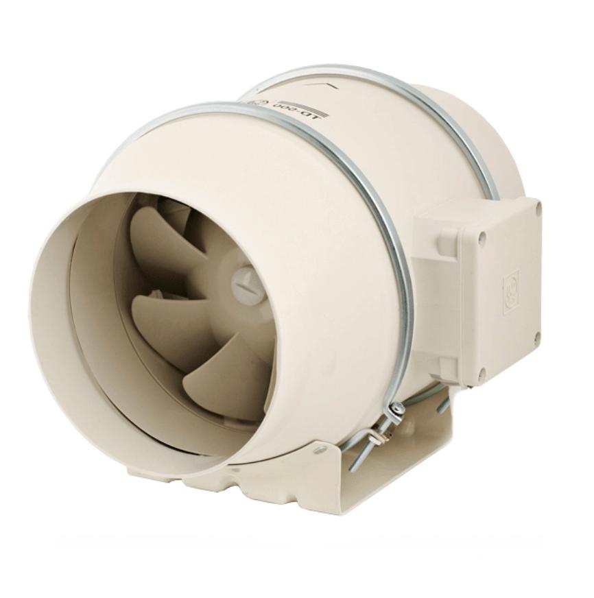 Канальный вентилятор Soler&Palau TD-500/150 1