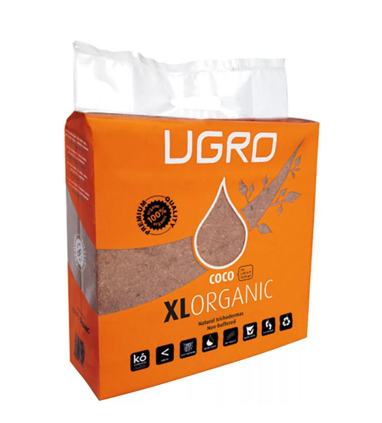 Ugro XL Organic кокосовый брикет 1