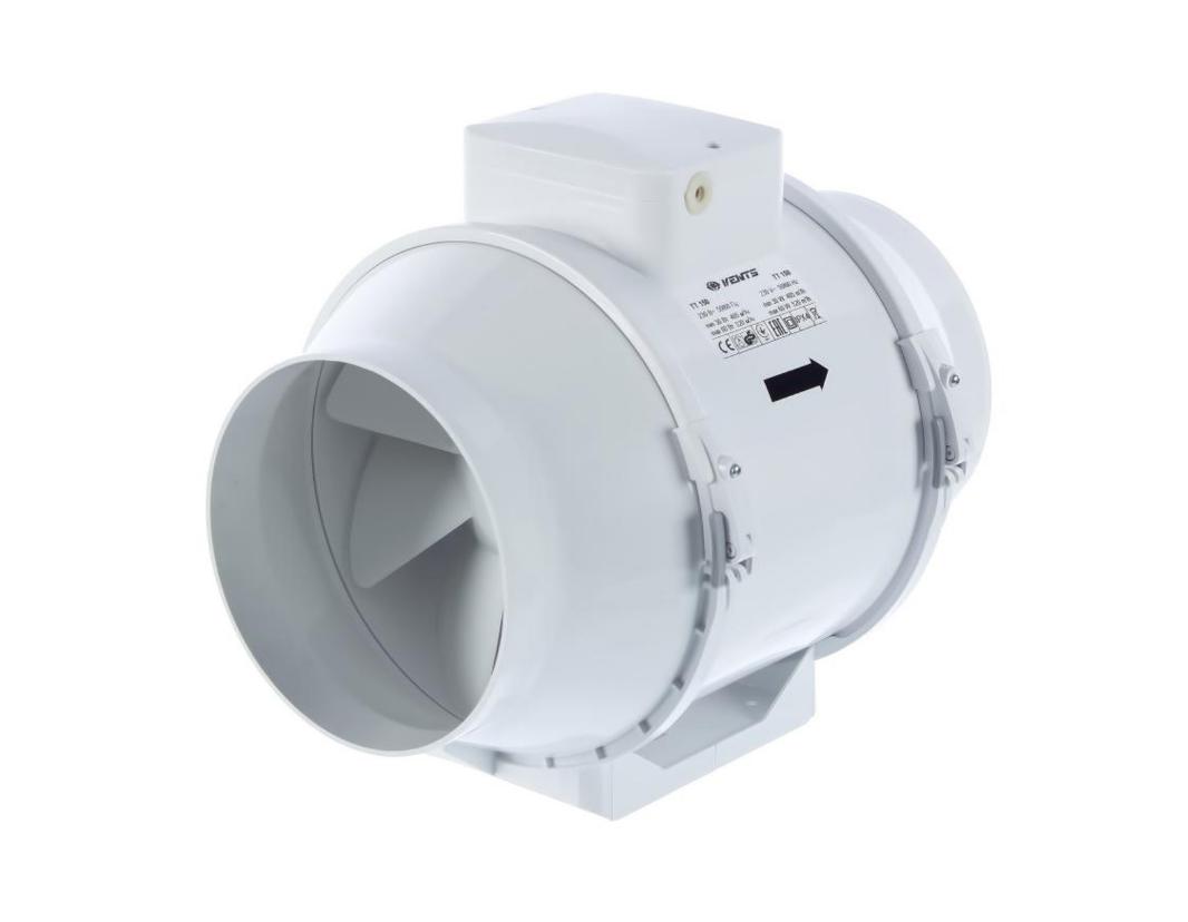 Канальный вентилятор Vents ТТ ПРО 100 1