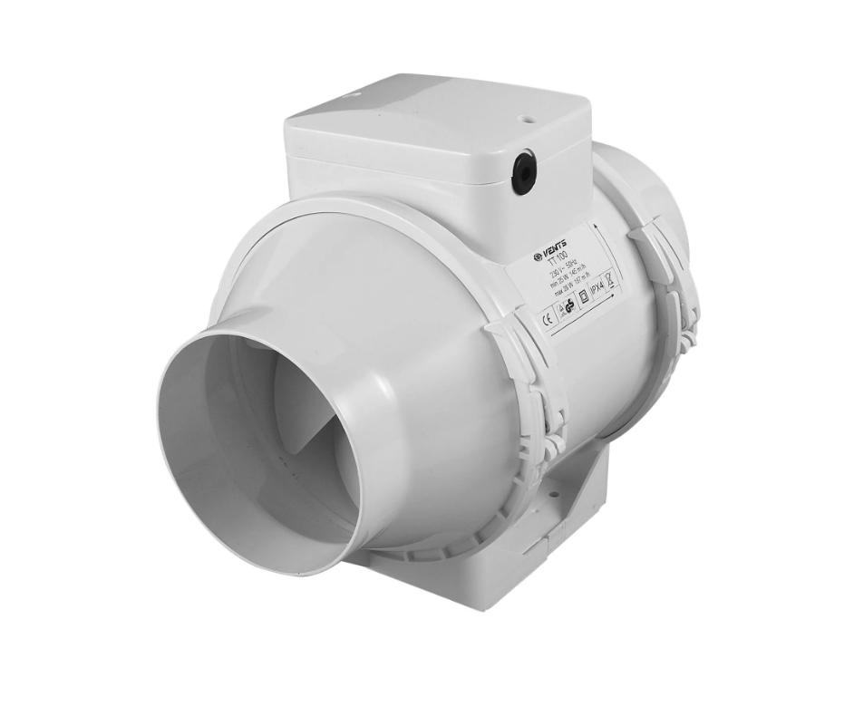 Канальный вентилятор Vents ТТ 100 1