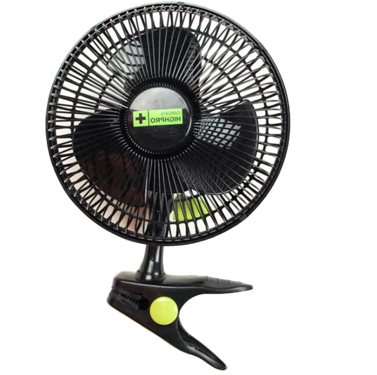 Вентилятор Clip Fun 20 см-12 вт 1