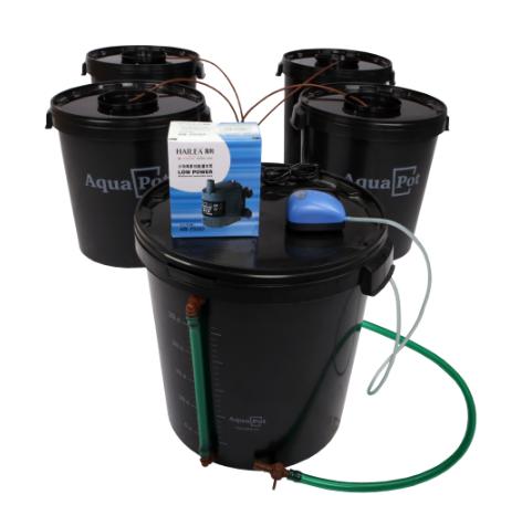 Гидропонная система AquaPot XL 4 1