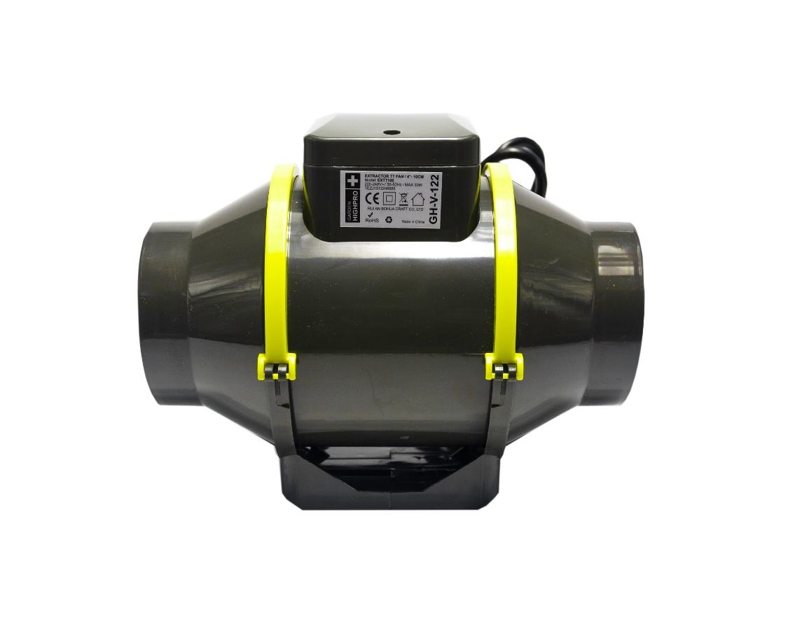 Канальный вентилятор Garden Highpro TT MAX 100 1