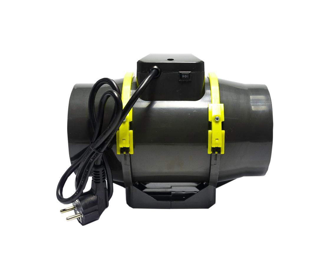 Канальный вентилятор Garden Highpro TT MAX 125 1