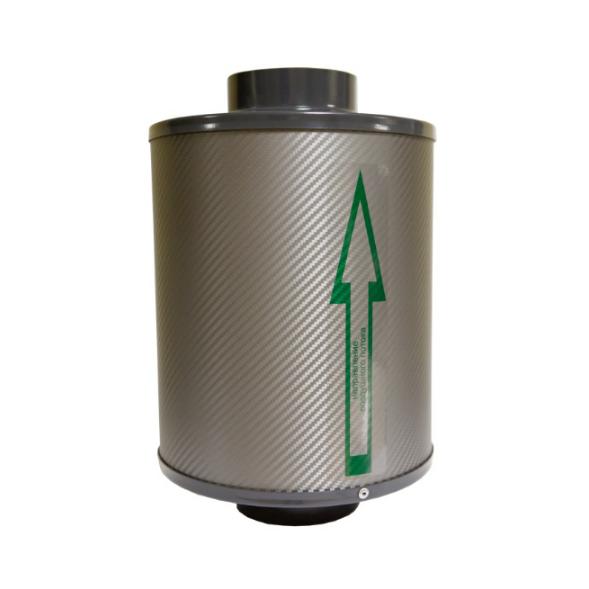 Угольный фильтр канальный Клевер 160 м3/ 100 1
