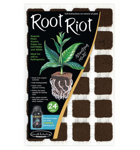 Кубики Clonex Root Riot 1