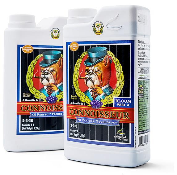 Удобрение Advanced Nutrients Connoisseur Bloom A+B 1