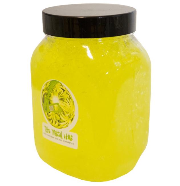 Нейтрализатор запаха Sumo Big Fresh Lime Gel 1