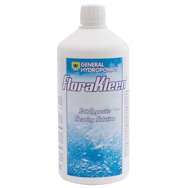 Раствор для выведения солей GHE Flora Kleen 1 L 1