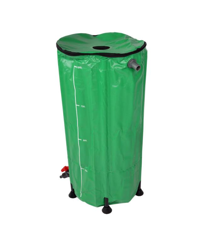 Складной резервуар Rain Barrel 100 L 1