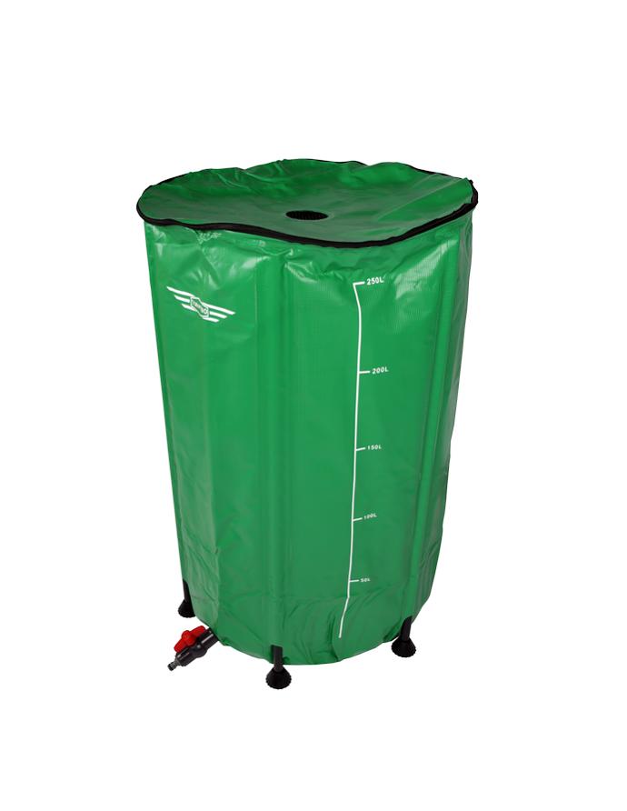 Складной резервуар Rain Barrel 225 L 1