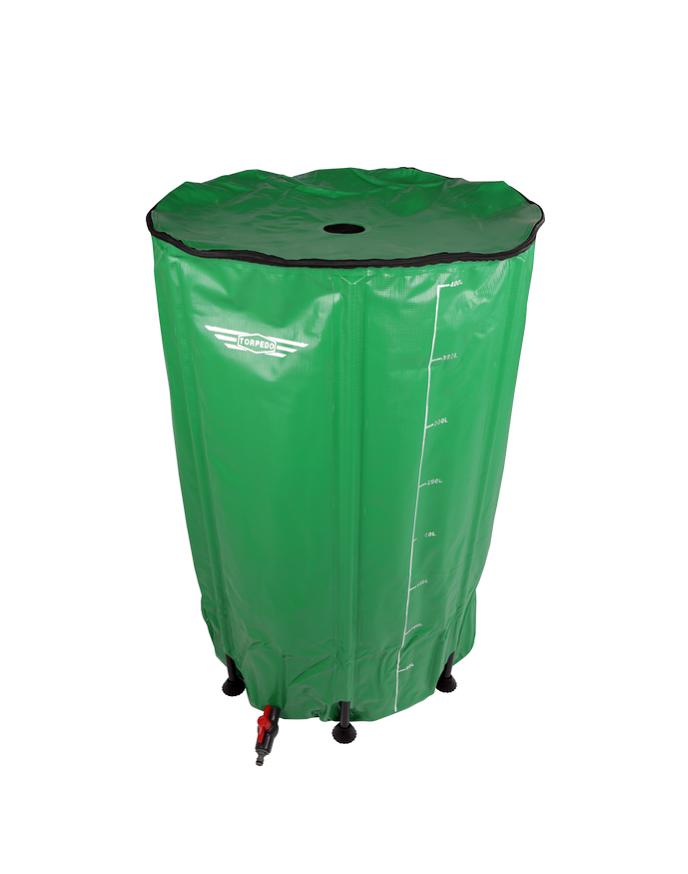 Складной резервуар Rain Barrel 400 L 1