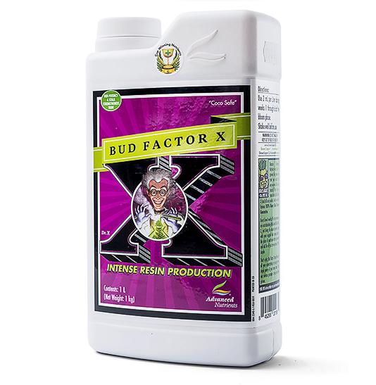 Стимулятор Advanced Nutrients Bud Factor X 1
