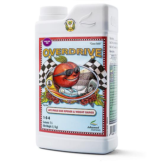 Стимулятор Advanced Nutrients Overdrive 1