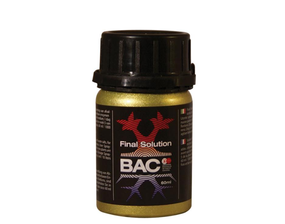 Стимулятор Bac Final solution 60 ml 1