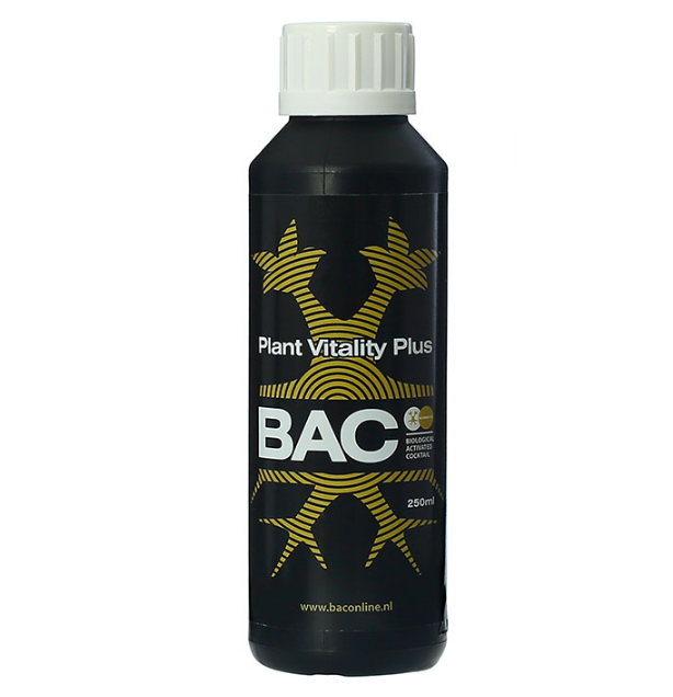 Стимулятор Bac Plant Vitality plus 250 ml 1