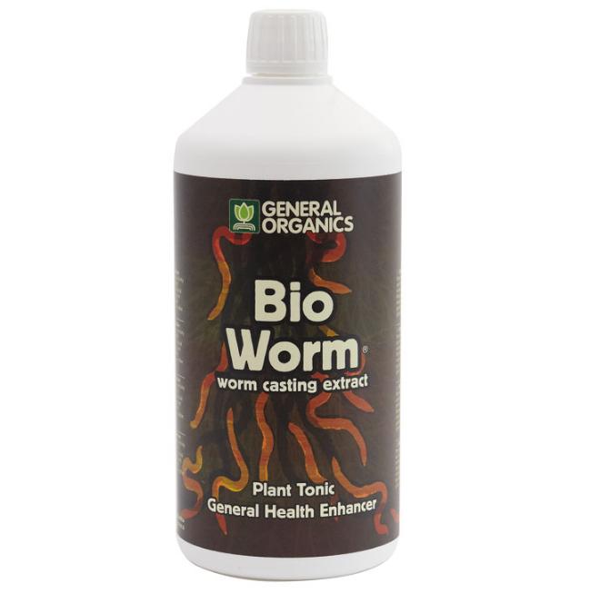 Стимулятор General Organic Bio Worm 1 L 1