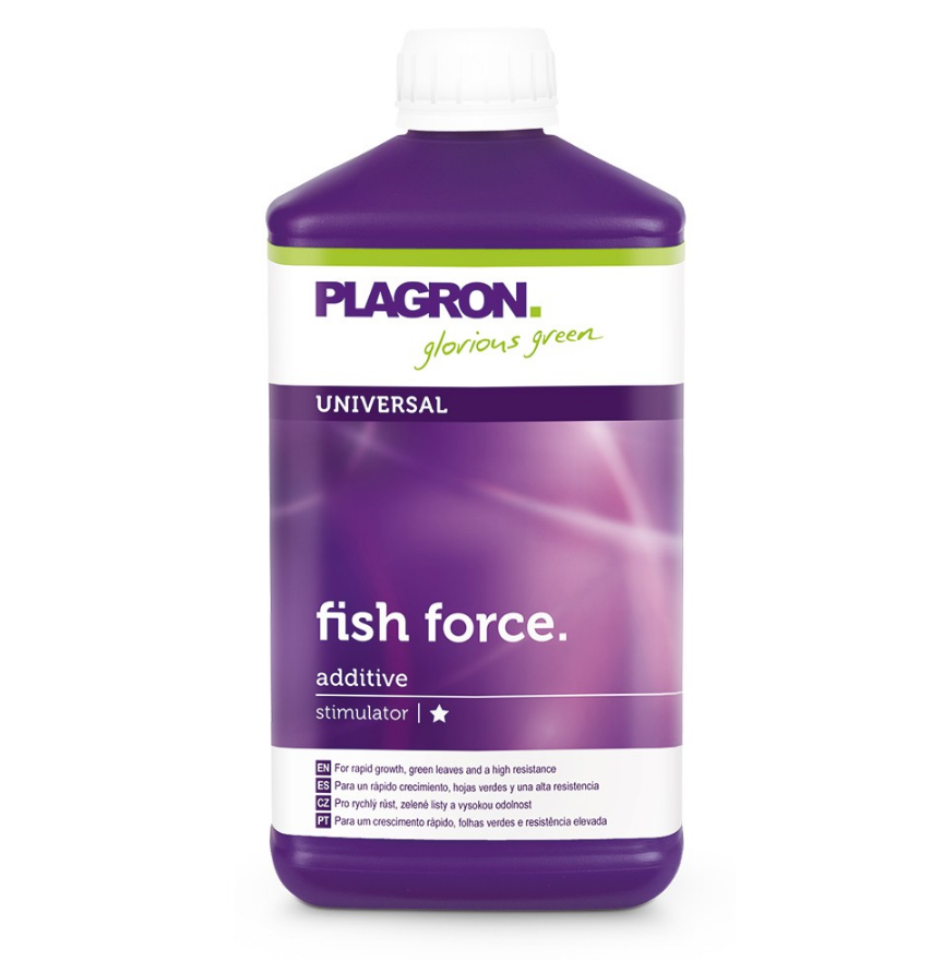 Стимулятор Plagron Fish Force 1