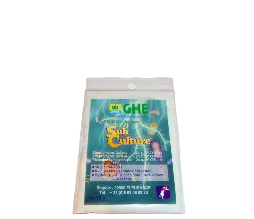 Субкультуры GHE BioMagix-SubCulture 1