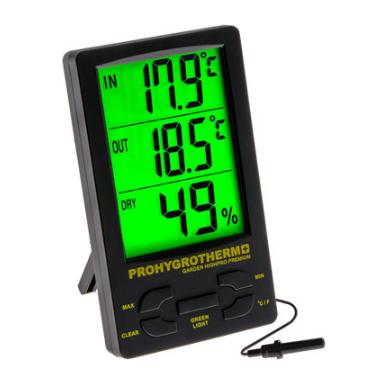 Термогигрометр Hydrotermo Pro 1