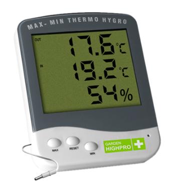 Термогигрометр Hydrotermo Premium 1