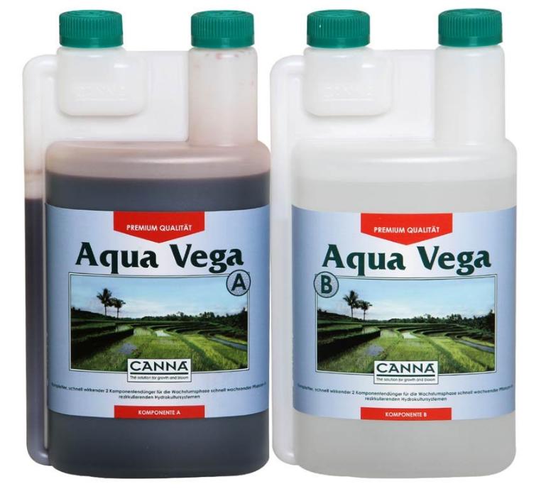 Удобрение Canna Aqua Vega A+B 1