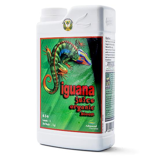 Удобрение Advanced Nutrients Iguana Juice Bloom 1