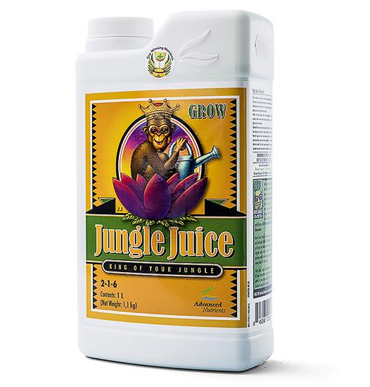 Удобрение Advanced Nutrients Jungle Juice Grow 1