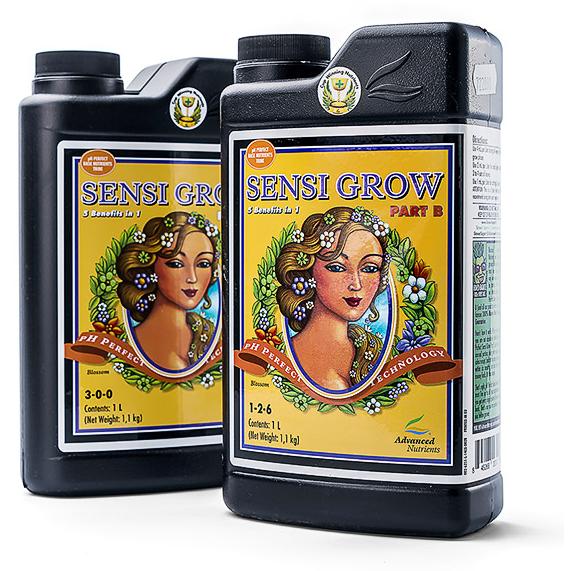 Удобрение Advanced Nutrients Sensi Grow A+B 1