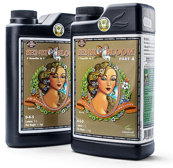 Удобрение Advanced Nutrients Sensi Bloom Coco A+B 1