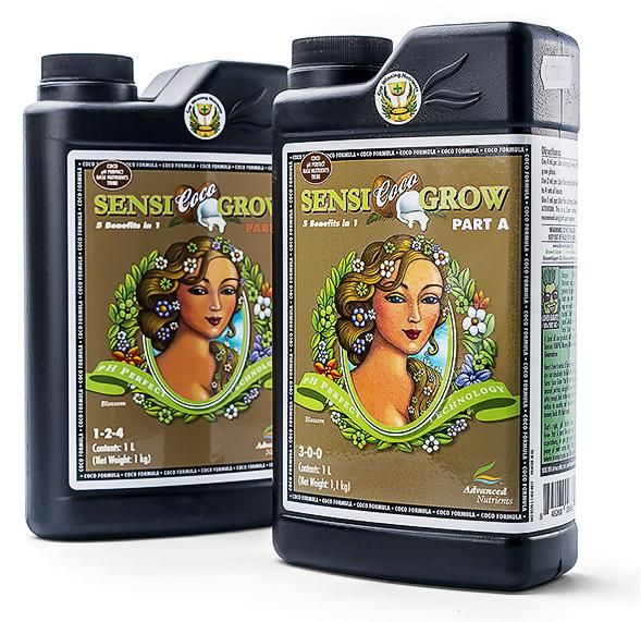 Удобрение Advanced Nutrients Sensi Grow Coco A+B 1