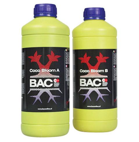 Удобрение Bac Coco Bloom A+B 1 L 1