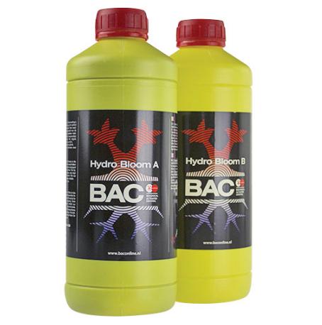 Удобрение Bac Hydro Bloom A+B 1 L 1