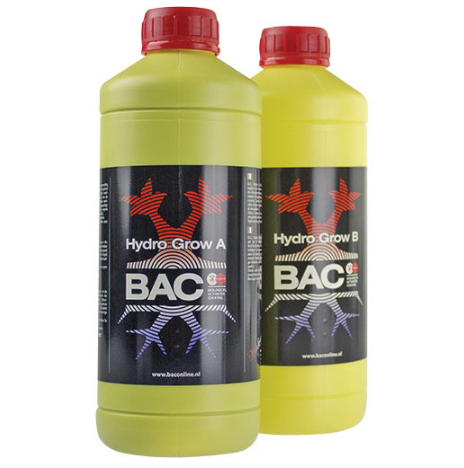 Удобрение Bac Hydro Grow A+B 1 L 1