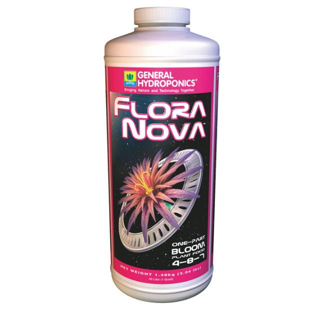 Удобрение GHE Flora Nova Bloom 1