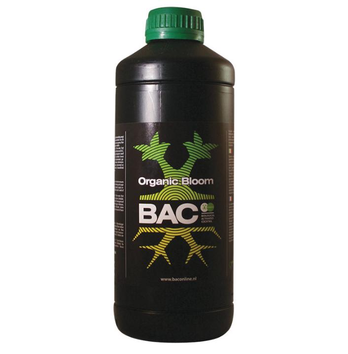 Удобрение BAC Organic Bloom 1 L 1