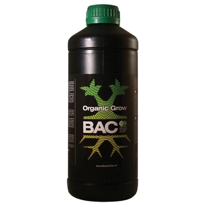 Удобрение BAC Organic Grow 1 L 1