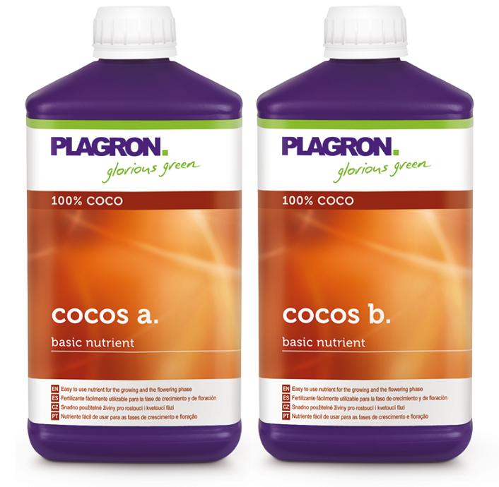 Удобрение Plagron Cocos A+B 1