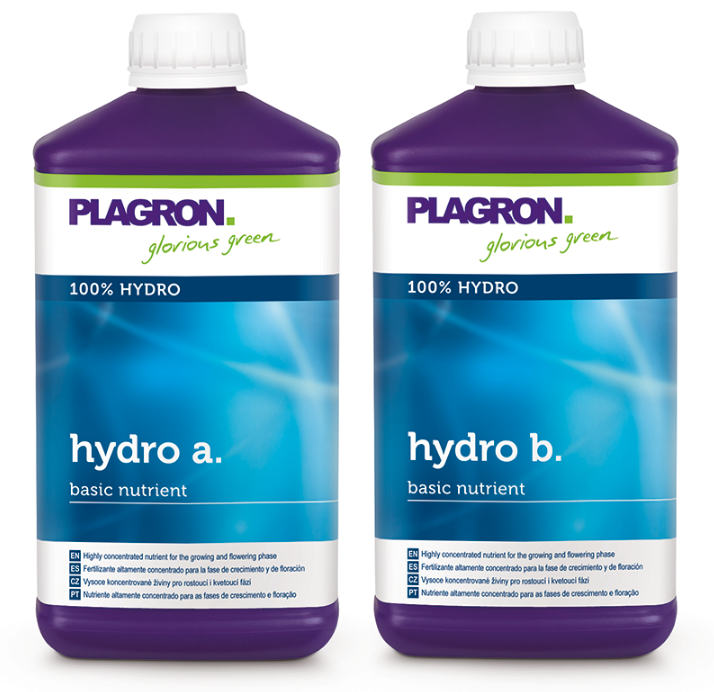 Удобрение Plagron Hydro A+B 1