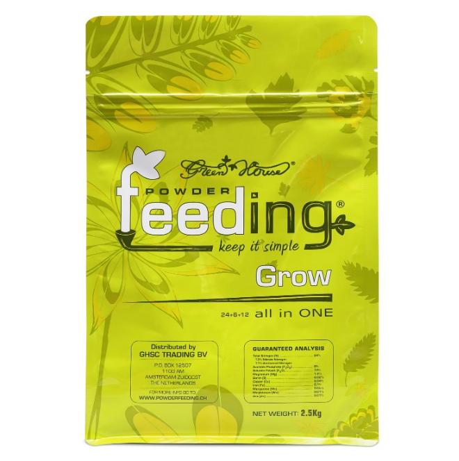Удобрение Powder Feeding Grow 1