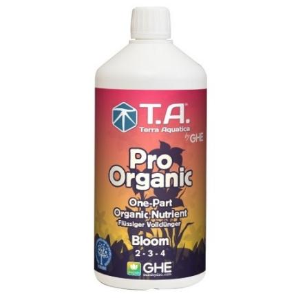 Удобрение Terra Aquatica Pro Organic Bloom 1 L 1