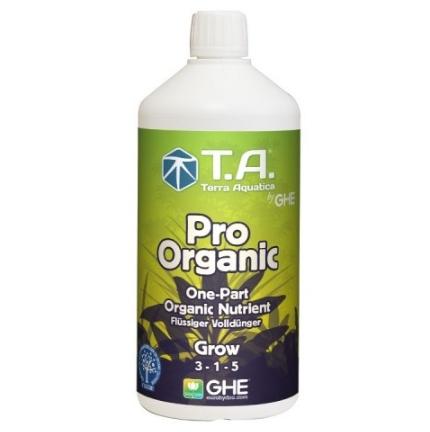 Удобрение Terra Aquatica Pro Organic Grow 1 L 1