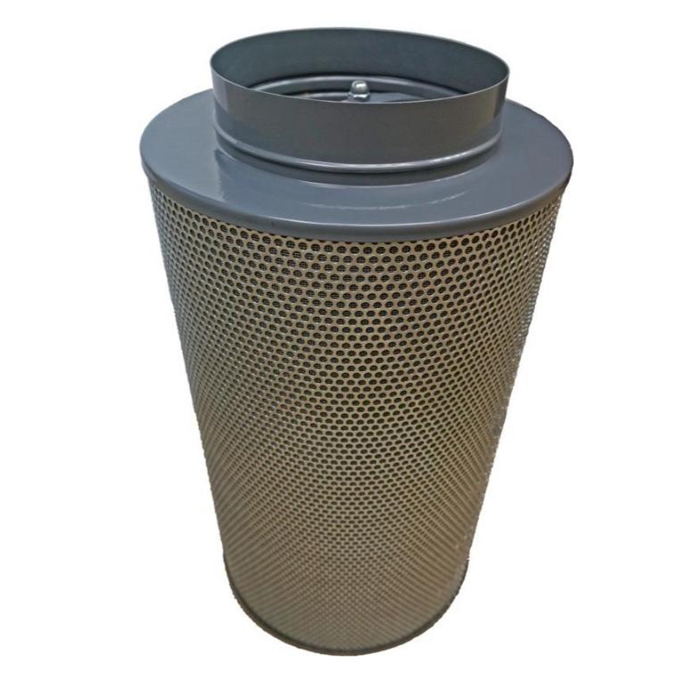 Угольный фильтр Клевер 1000 м3/ 200 1