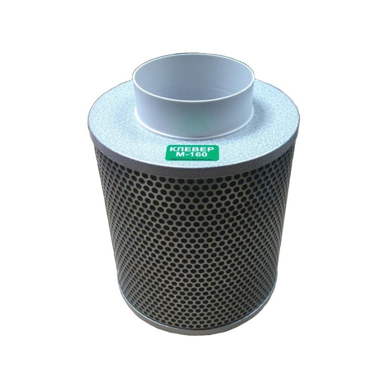 Угольный фильтр Клевер 160 м3/ 100 1
