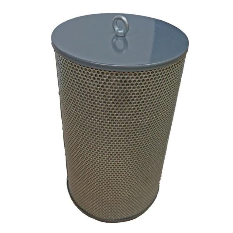 Угольный фильтр Клевер 500 м3/ 160 1