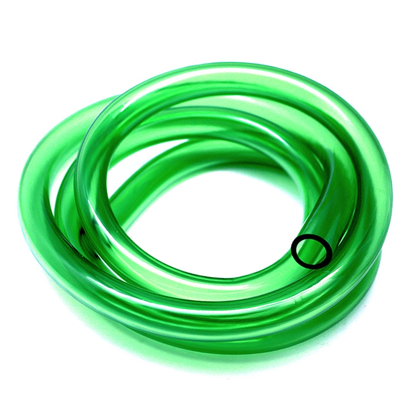Шланг силиконовый 14x16 мм зелёный 1