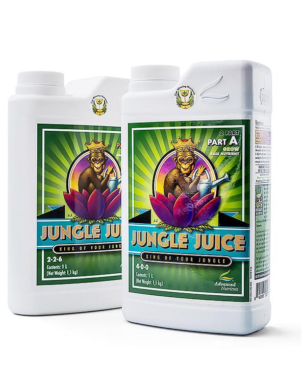Удобрение Advanced Nutrients Jungle Juice Grow A+B 1