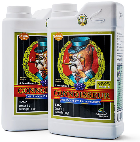 Удобрение Advanced Nutrients Connoisseur Grow A+B 1