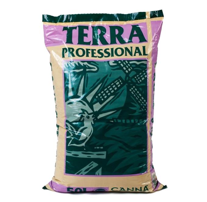 Субстрат CANNA Terra Professional 50 L 1