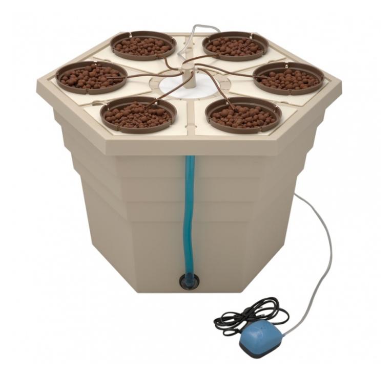 Гидропонная установка EcoGrower Max 1